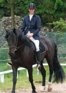 Pferdewirtin Miriam